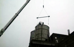 Photo Of Silo Rigging - C & D Rigging, Inc.