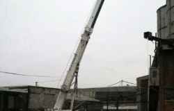 Silo Rigging Services Image - C & D Rigging, Inc.