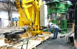 Millwrighting Press Picture - C & D Rigging, Inc.